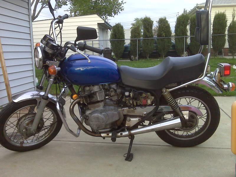 honda nighthawk 450 fuse box my honda cm400 build or tear  adventure rider  my honda cm400 build or tear