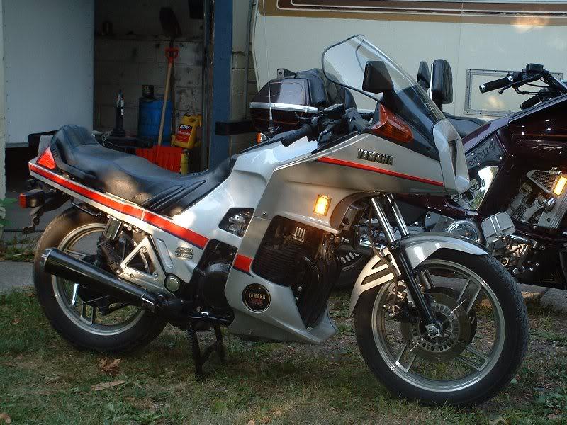 Yamaha Seca 650 Turbo thread! | Adventure Rider