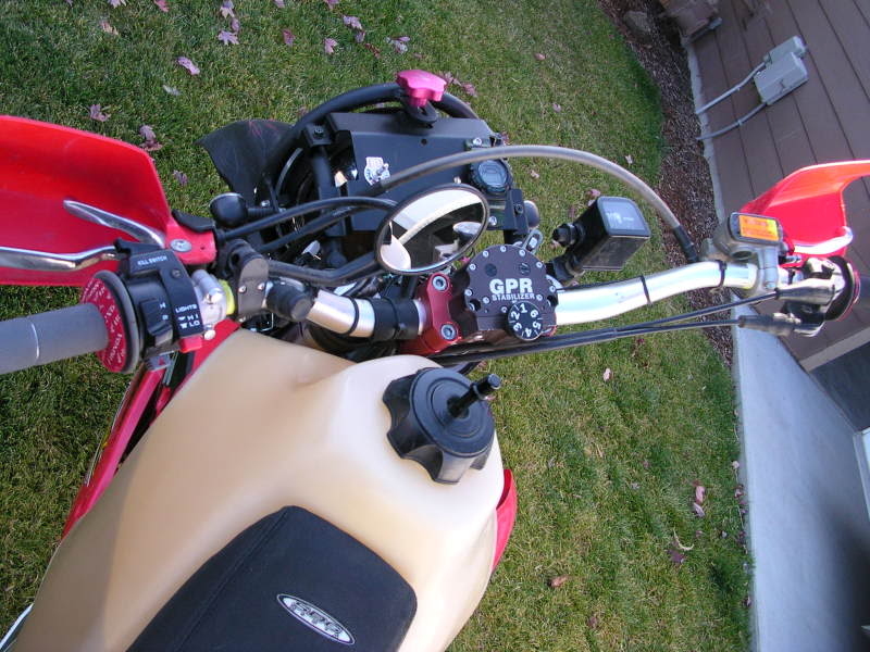 XR650R Dual Sport  Battery really needed? | Adventure Rider