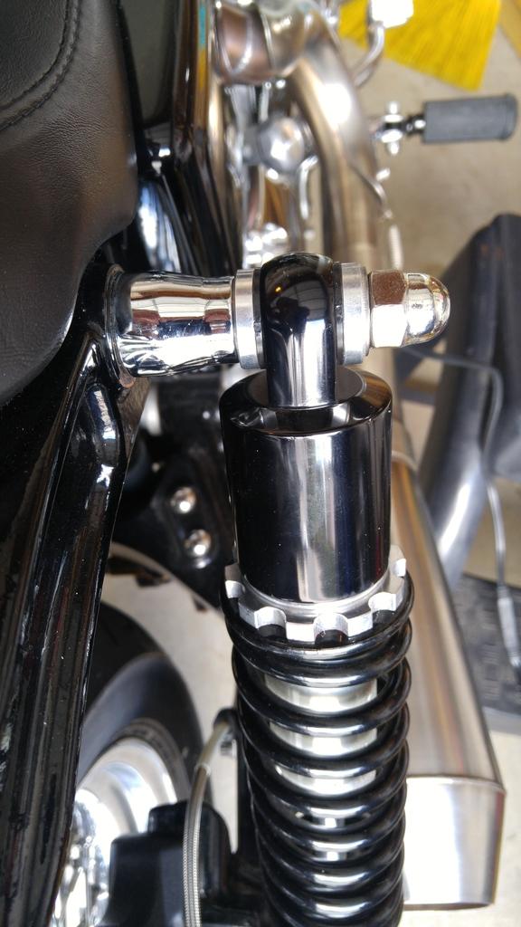 Harley Dual Sport, The Land Speed Street Bike | Page 7