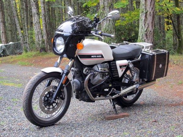 Anybody have a Moto Guzzi V7? | Page 6 | Adventure Rider