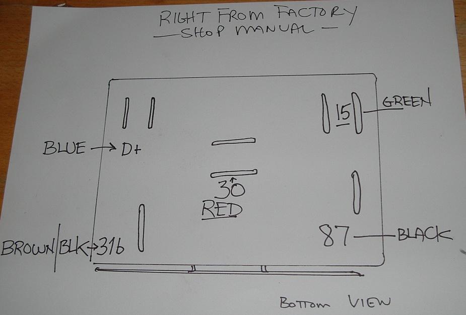 Bmw R90 Starter Relay Wiring