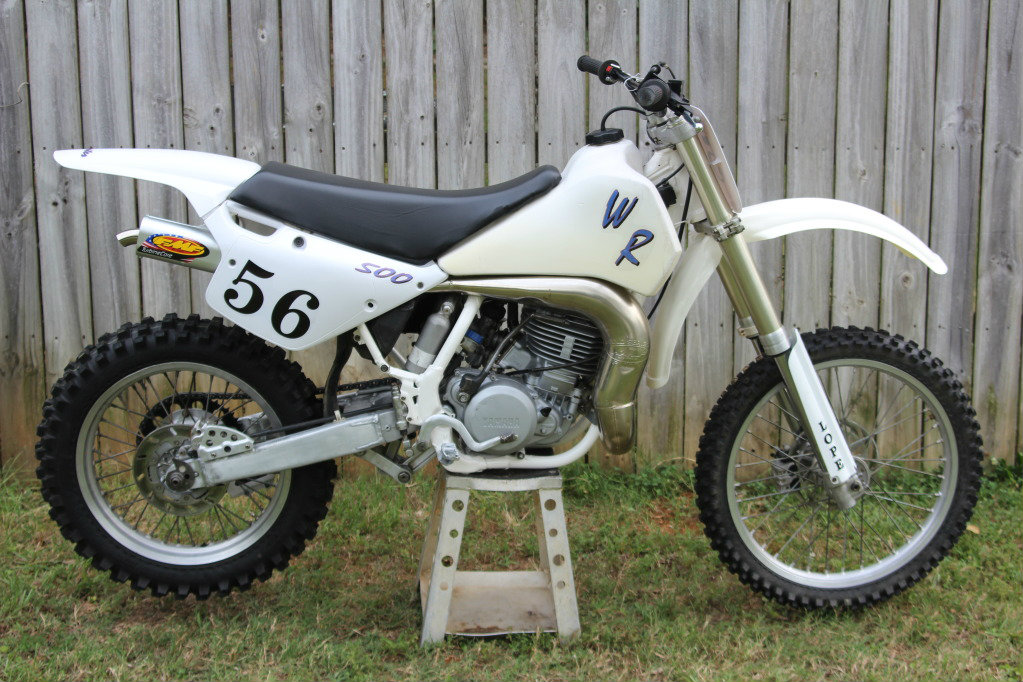 Fixing the 1980 yz465 | Page 5 | Adventure Rider
