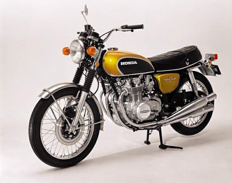 Gasket Set Full for 1971 Honda CB 500 K0 /'Four/'