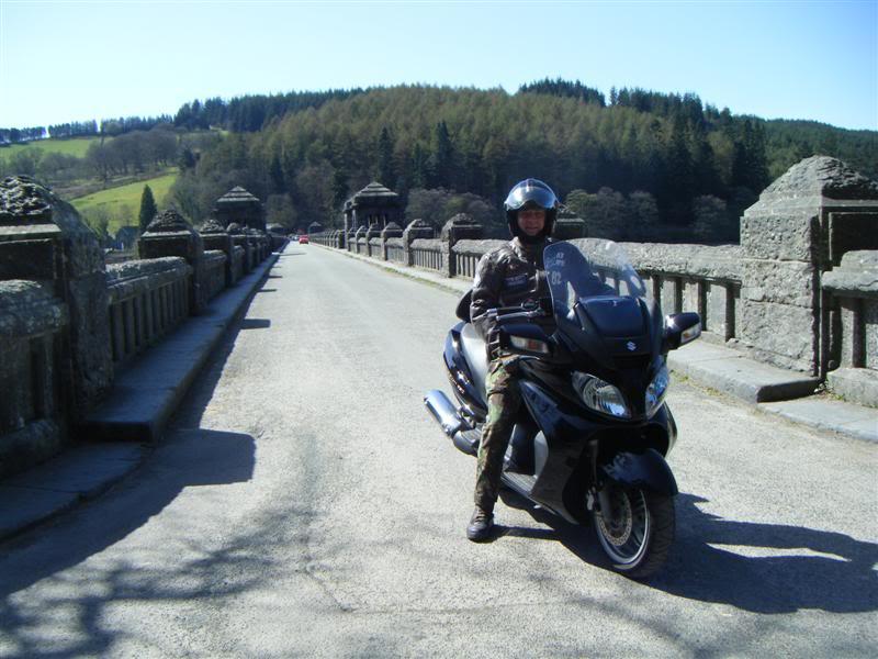 Any Burgman riders here? | Adventure Rider