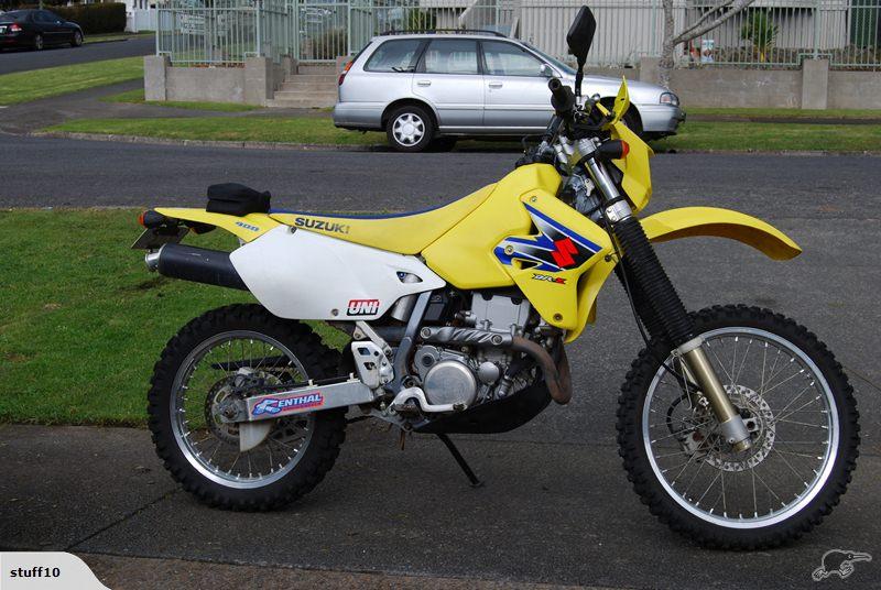Ol' Yeller, the Suzuki DRZ400E   Adventure Rider