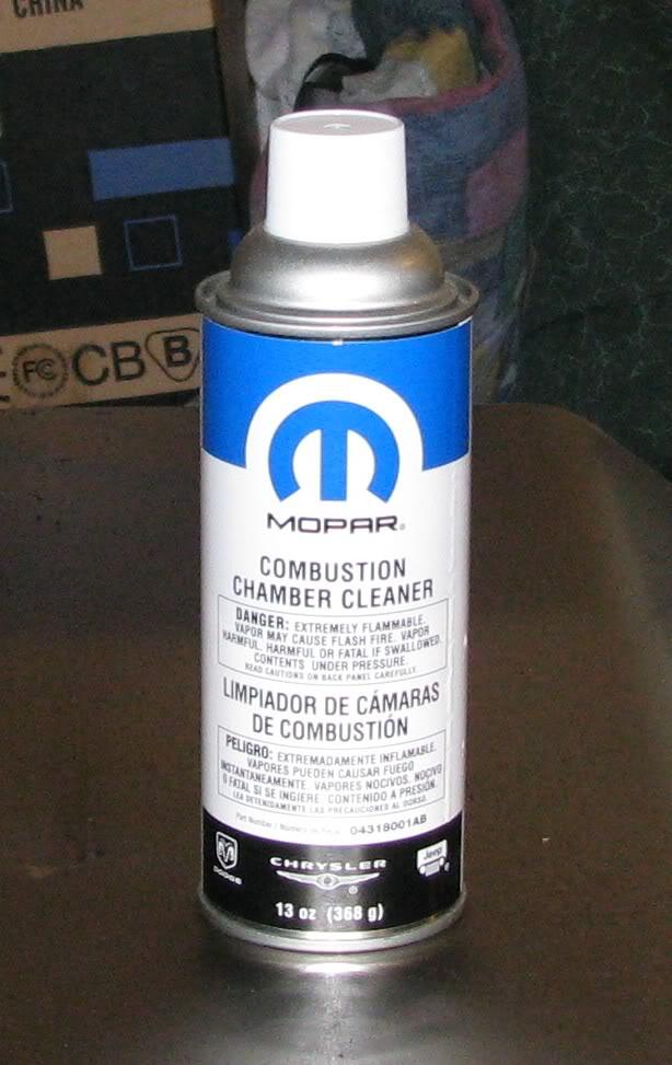 mopar egr valve cleaner