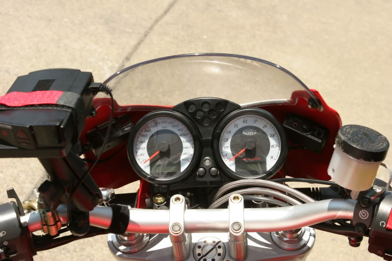 Radar detector audio out?   Adventure Rider