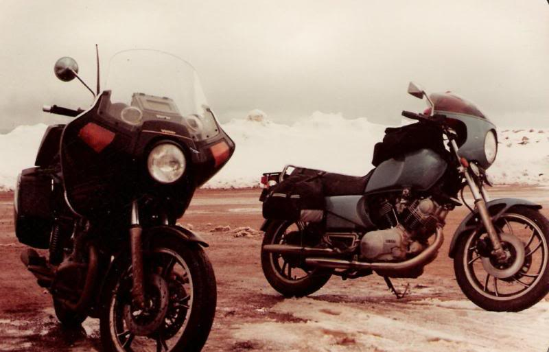 My new 920 Virago needs help! | Adventure Rider