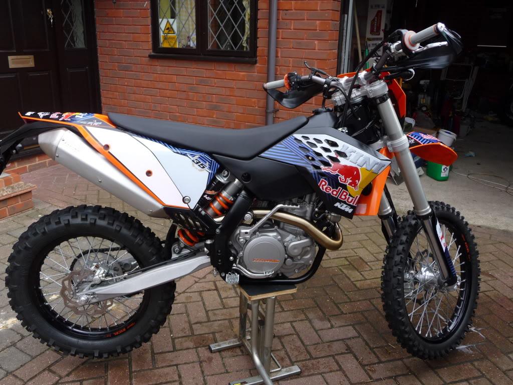 Ktm 530 exc 2010 gear oil | Adventure Rider