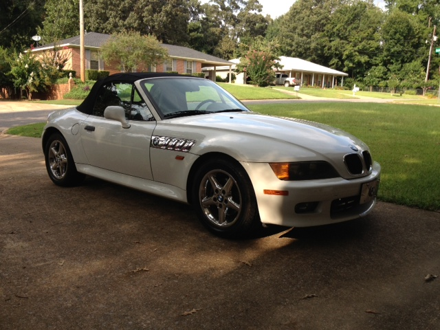 Opinions Experiences Comments On The Bmw Z3 Adventure Rider
