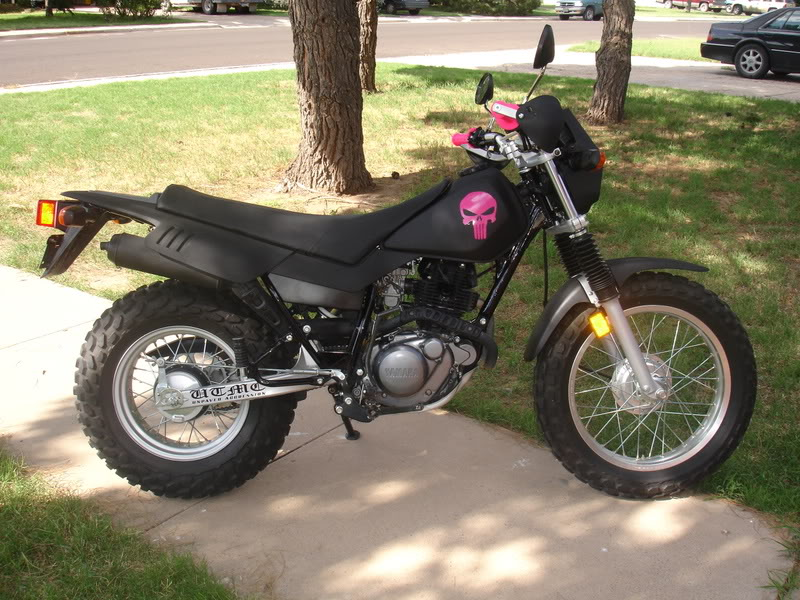 top speed of 200-250cc dual-sports | Adventure Rider