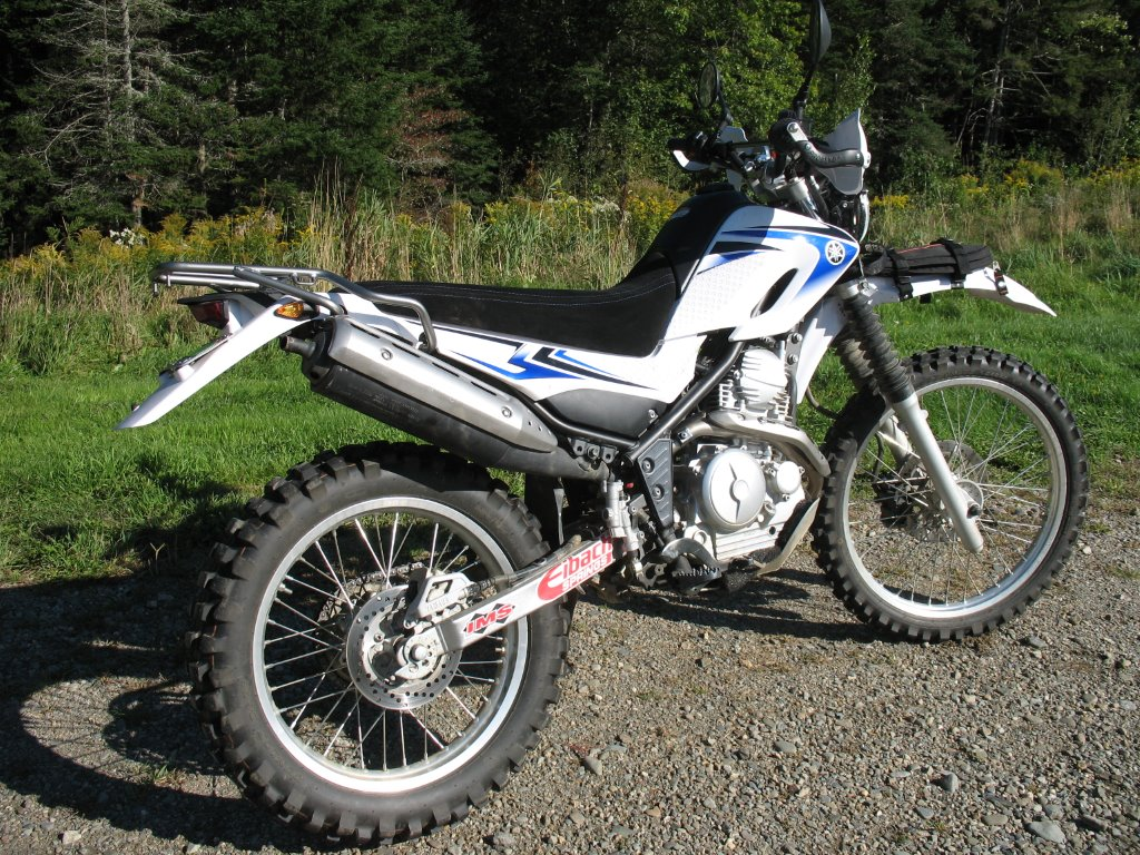 Where are your XT250's   let's see them  | Page 58 | Adventure Rider