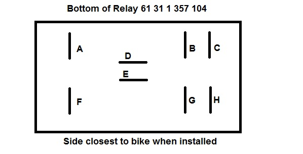 bmw 1974 r 75 6 key switch starter relay adventure rider rh advrider com