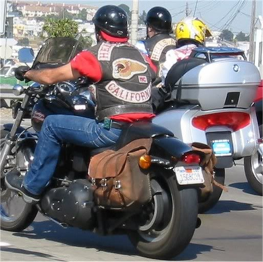 Hell's Angels in Full-Face? | Page 2 | Adventure Rider