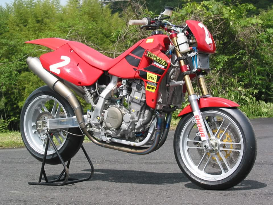 Old issue: Best/simplest XR650R street conversion