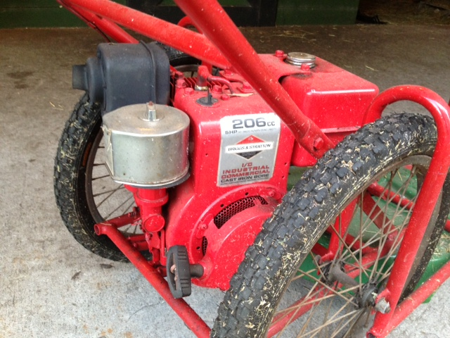 Replacement carb for Kee mower | Adventure Rider