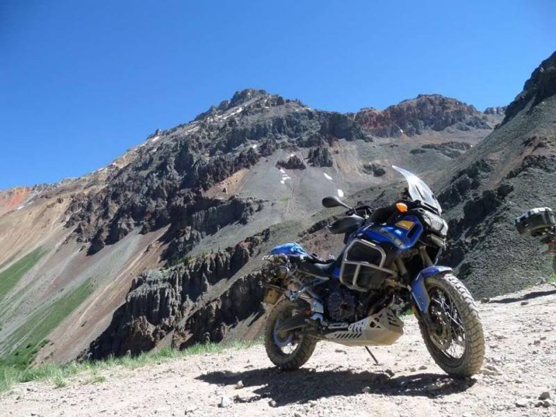 13/Windabweiser Dunkel get/önt Yamaha XT1200Z Super Tenere 10