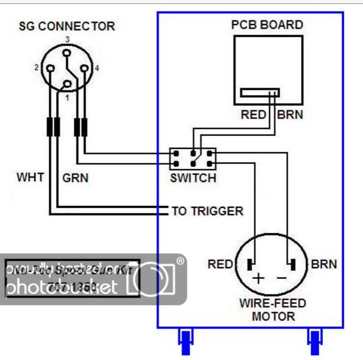 Miller Spool Gun Wiring Diagram