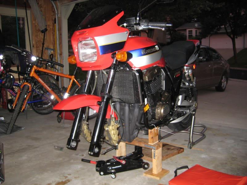 Post You Diy Motorcycle Jacks Lifts Adventure Rider
