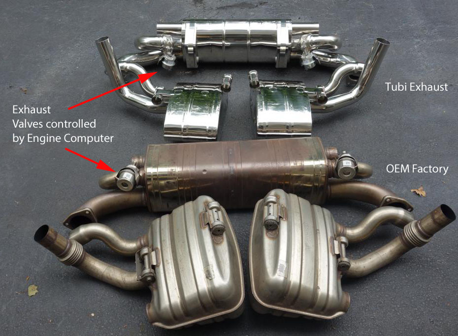 GS1200 - LC Flapper Valve in the Exhaust | Adventure Rider