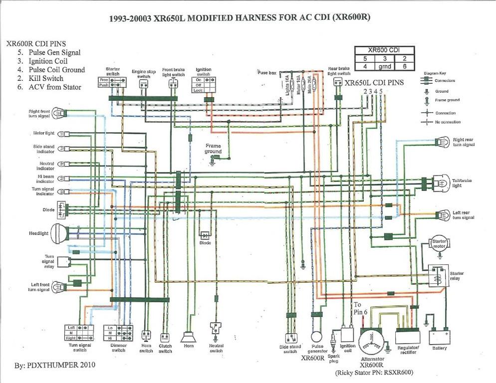 Honda Xl600r Wiring Diagram Wiring Diagram General A General A Emilia Fise It