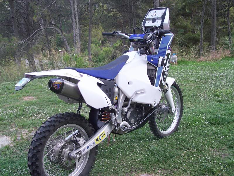 Yamaha WR 450 F Rally Light Kit  Anybody interested ??? | Adventure