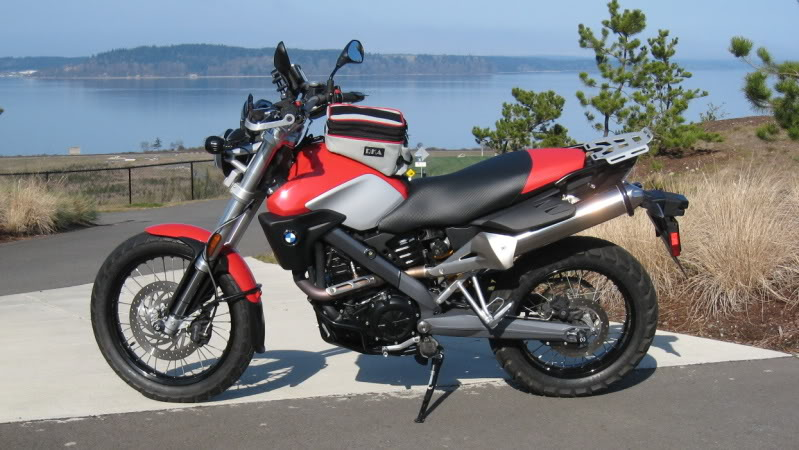 BMW Is From Which Country >> Drone S Bmw G650 Xcountry Mods Adventure Rider
