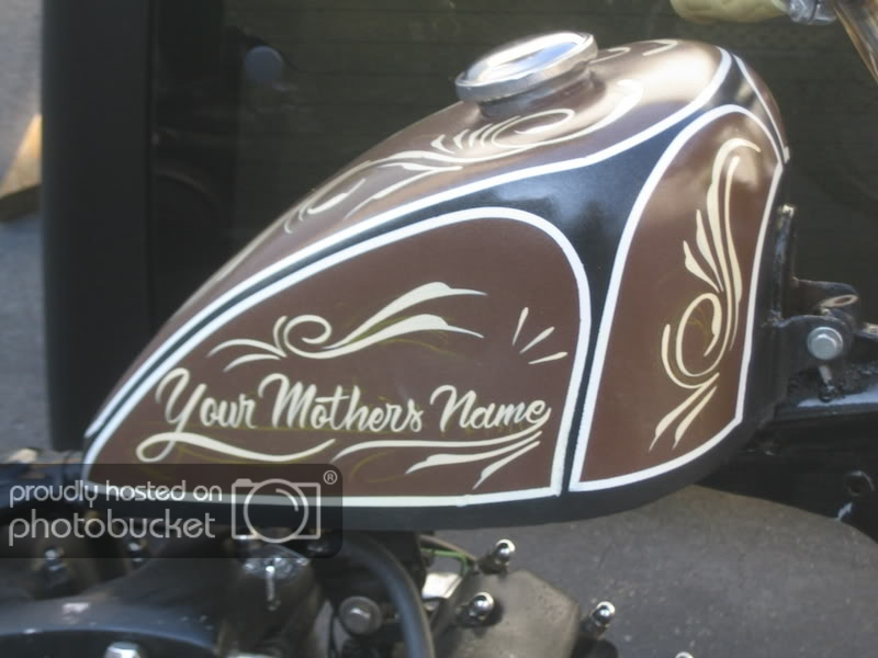 Fuel safe spraycan clear coat | Adventure Rider