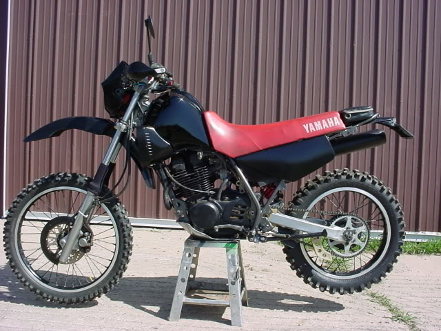 The XT350 thread | Page 21 | Adventure Rider