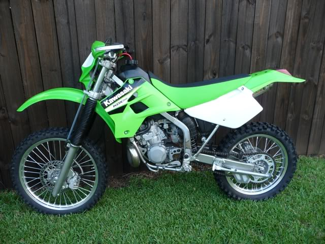 What Would You Choose 00 KDX 200 99 KTM EXC