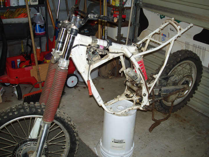 Honda XR250R Project | Adventure Rider