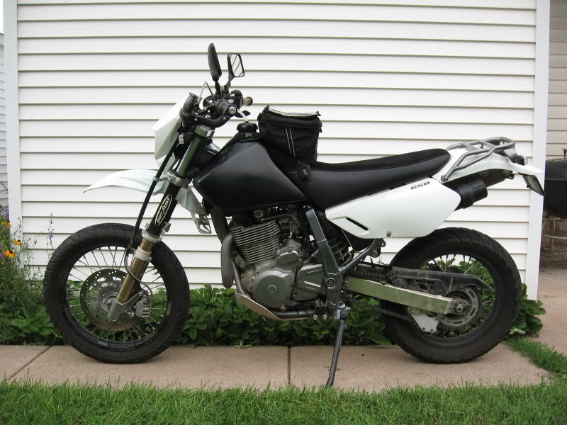DR650 Adventure Bike / Supermoto | Adventure Rider