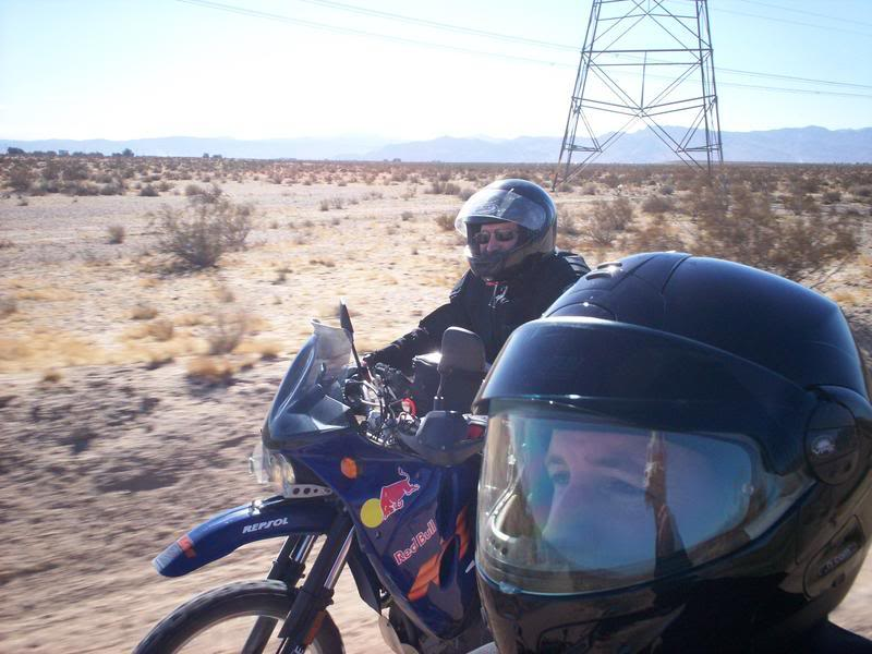 Powerline to Primm | Adventure Rider