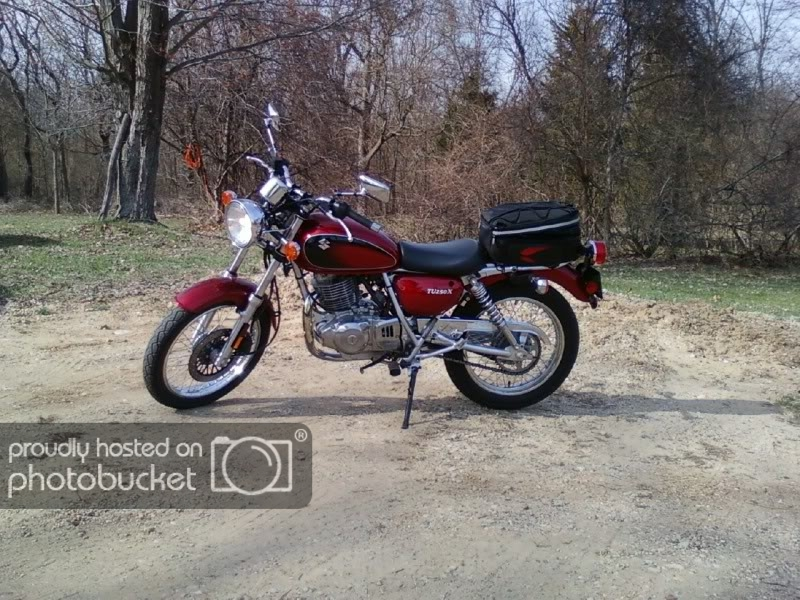 Show off your small bikes (250cc-ish) | Page 6 | Adventure Rider