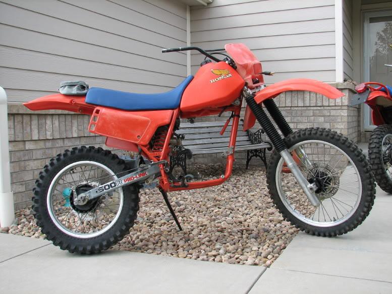 Xr500r 1983 Help Please!!!! | Adventure Rider
