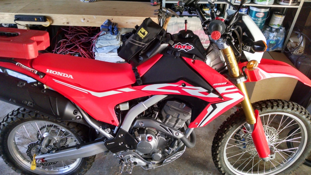 The Crf250l Owners Thread