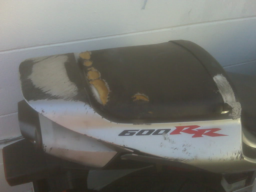 Considering Buying A Wrecked 2005 Cbr600rr Adventure Rider
