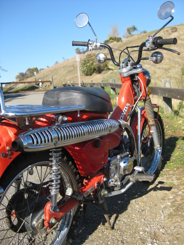 The Perfect bike CT90  Clone? | Page 4 | Adventure Rider