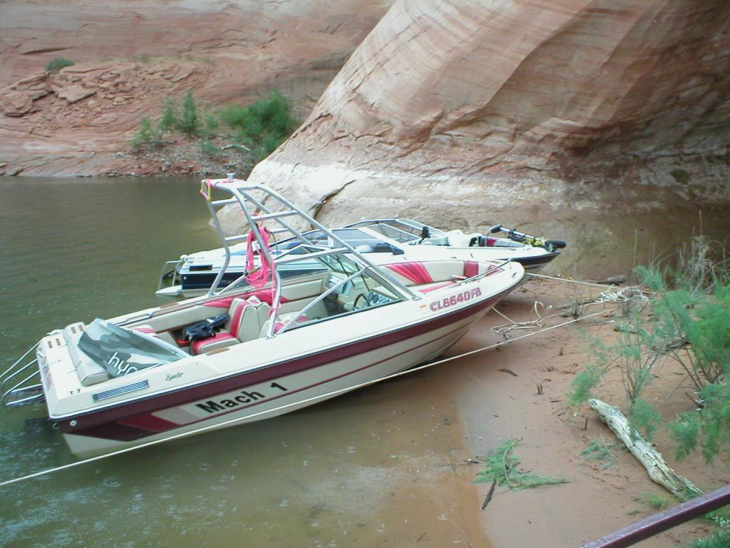 Anyone ever add a wakeboard tower to their boat? | Adventure