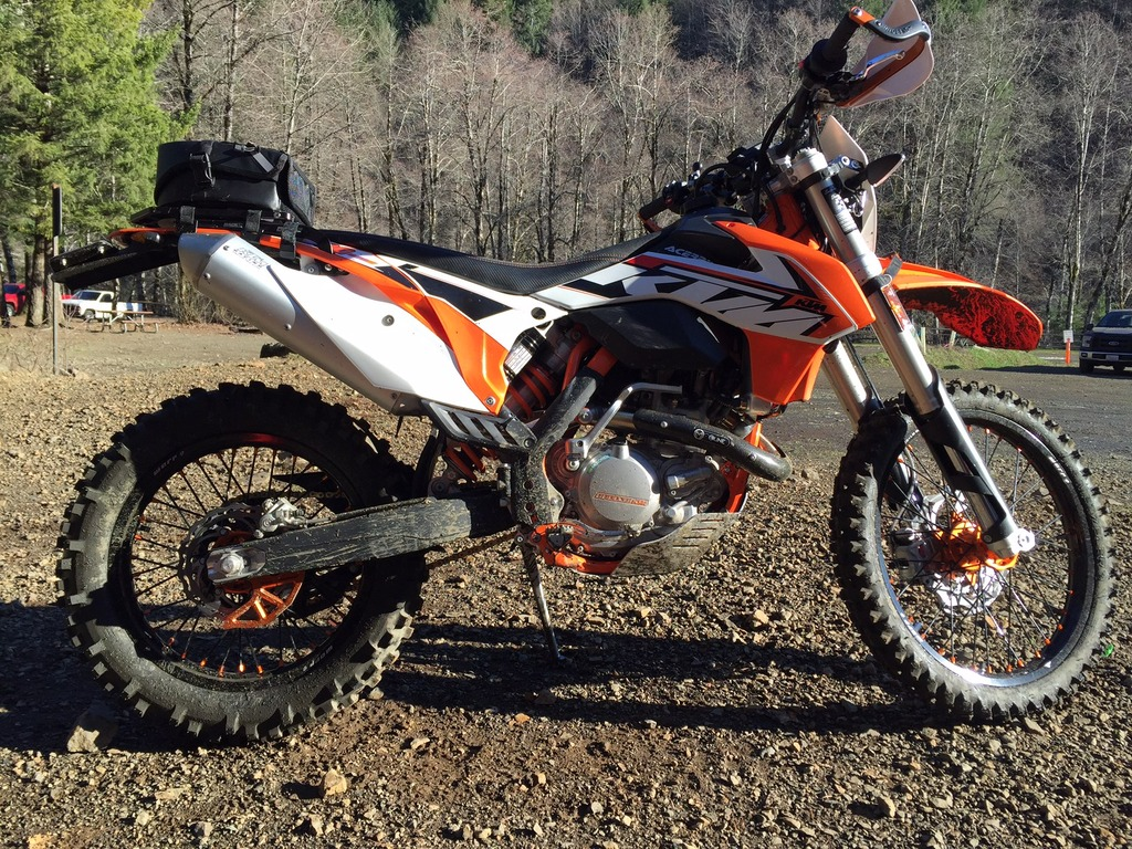 Lowering A Ktm 350 500 Exc Page 2 Adventure Rider