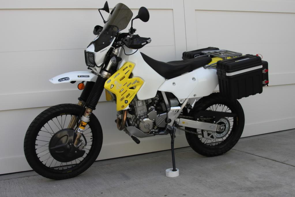KLX250 vs  WR250R vs  DRZ400 | Page 12 | Adventure Rider