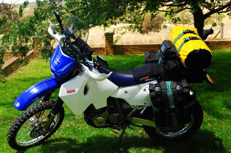 DRZ400 Who's got one? Let's see it  | Page 9 | Adventure Rider