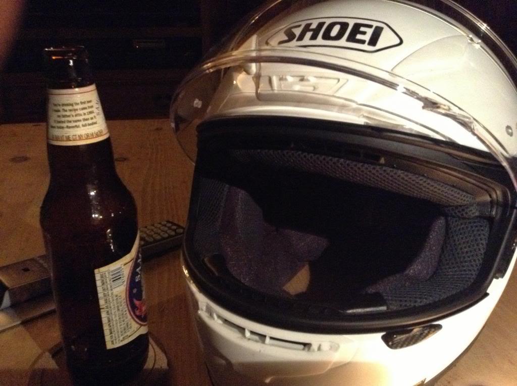 42ef5075020 Shoei RF-1200 visor OPEN howling noise!   Adventure Rider