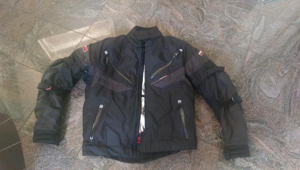 Help ID'ing Teknic jacket! | Adventure Rider