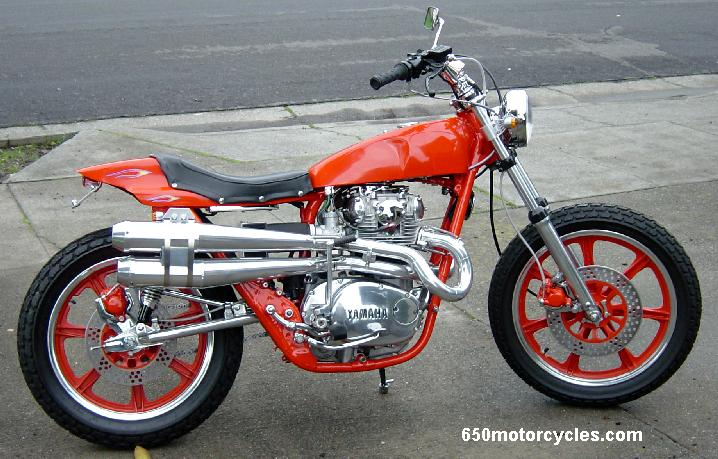 Yamaha XS650 | Adventure Rider