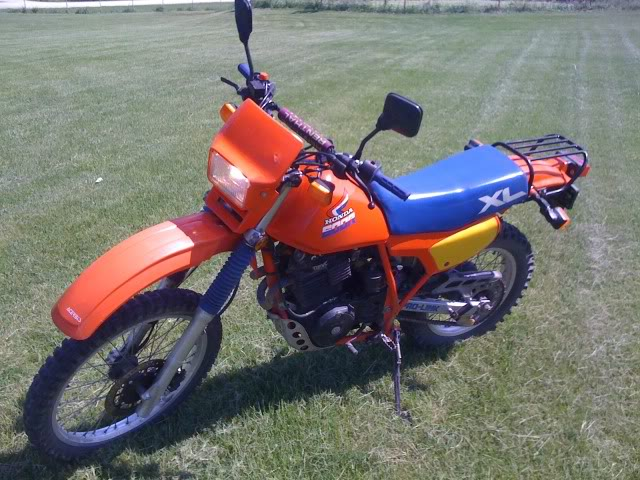 My XL600r Is REALLY starting to piss me off | Adventure Rider