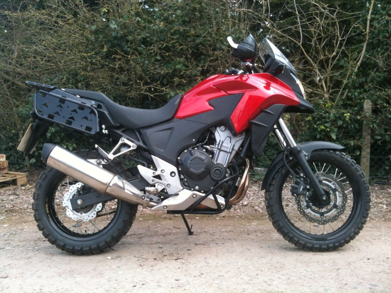 Rally Raid Products Honda Cb500x Adventure Rider