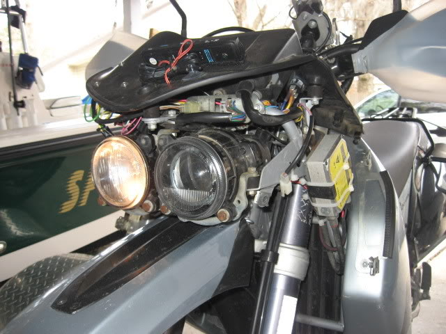 Ktm 640 Adventure Hid Upgrade W Centech