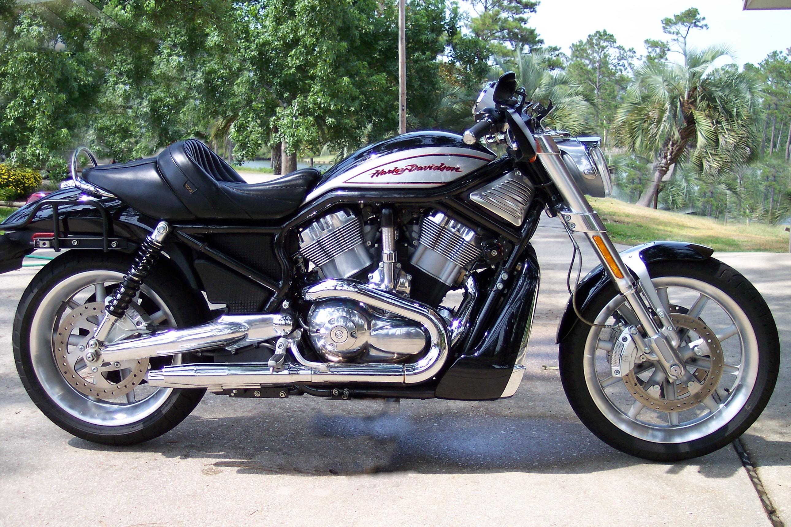 New Harley Davidson V Rod Owner Any Others Adventure Rider
